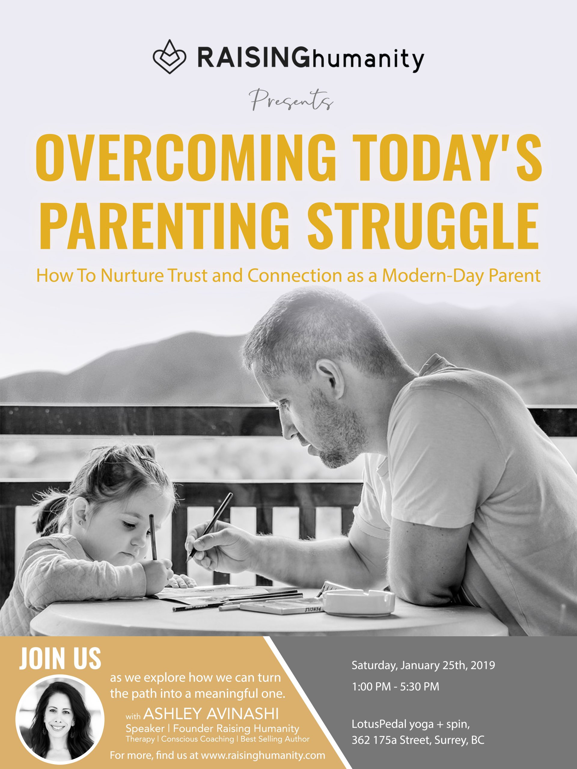 Overcoming Today's Parenting Struggle: How To Nurture Trust And Connection As A Modern Day Parent