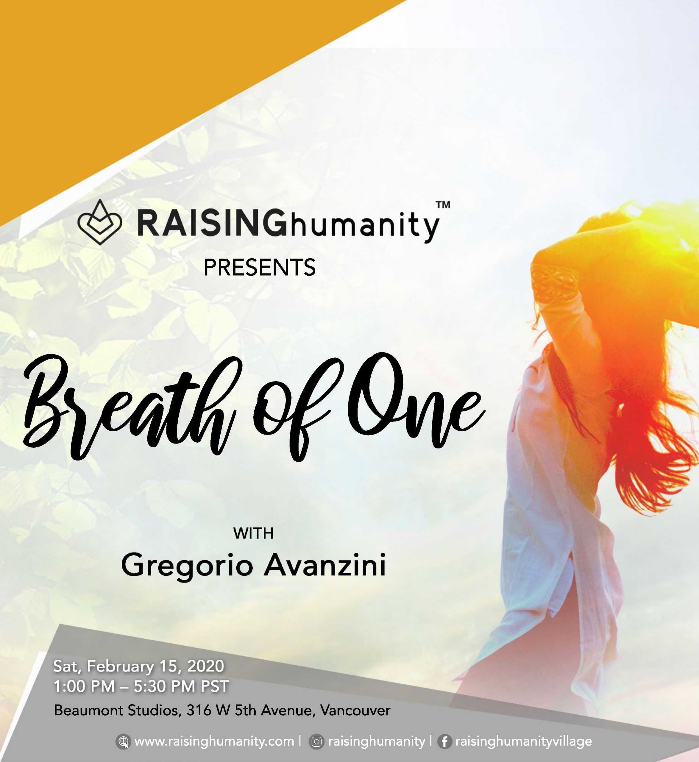 Breath of One